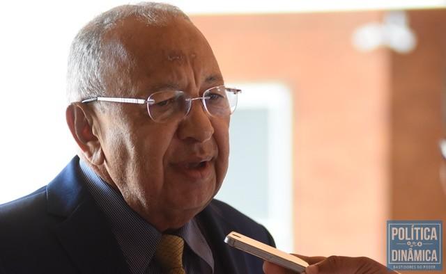 1451a29f0 Parlamentar estadual vai analisar convite (Foto: Jailson  Soares/PoliticaDinamica.com)