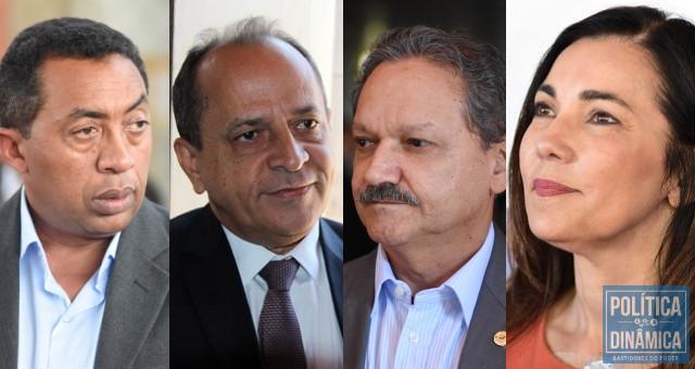 Políticos do Progressistas estão deixando a base do governador Wellington Dias.