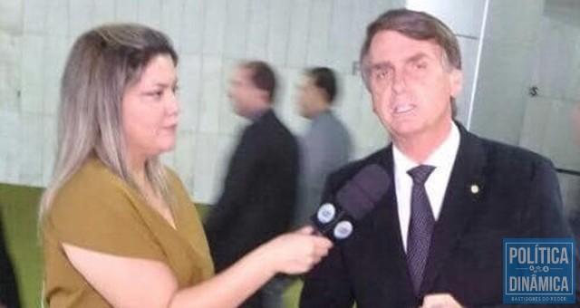 970a2b9ae37558 Samantha teria uma visão melhor do jogo político em Brasília e tem  proximidade com o governo