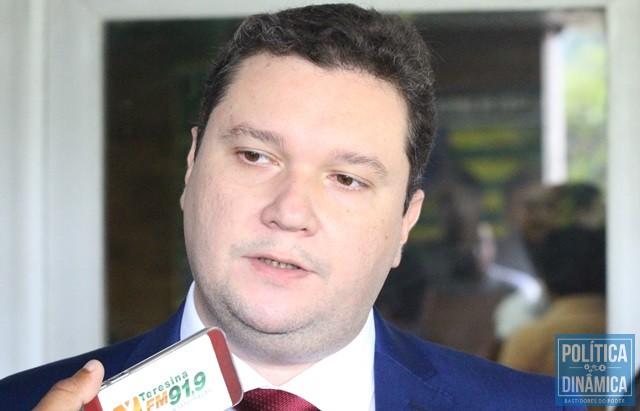 Fábio fará palanque para Bolsonaro no Piauí (Foto: Jailson Soares/PoliticaDinamica.com)