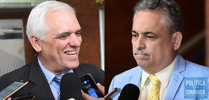 Themístocles Filho permaneceu em seu lugar apoiando o requerimento de Robert Rios (imagem: Marcos Melo | fotos: Jailson Soares | PoliticaDinamica.com)