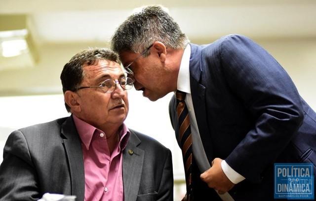 Deputados da oposição levam denúncia ao TCU (Foto:JailsonSoares/PoliticaDinamica.com)