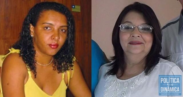 quality design 2d9c2 4332e Após 24 anos sem mulheres na Assembleia, Trindade e Margarida Bona foram  eleitas em 1998