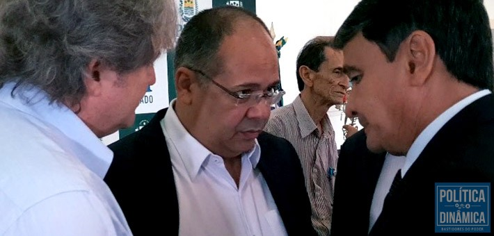 Wellington Dias foi advertido pelo superintendente da Caixa Econômica no Piauí de que o Estado tinha que quitar a dívida relacionada ao crédito consignado já descontado da folha de pagamento dos servidores (foto: Marcos Melo | politicaDinamica.com)