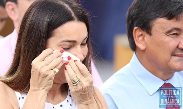 """Diariamente Margarete Coelho tem sido """"fritada"""" pelo entorno de Wellington sem que o governador tenha consideração ao projeto iniciado em 2014 (foto: Jailson Soares   PoliticaDinamica.com)"""