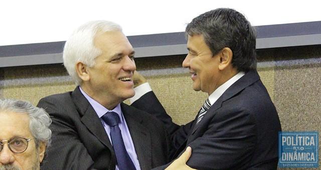 Wellington Dias ensina mais uma lição de política: para ele, não há amigos onde existe eleição (foto: Jailson Soares | PoliticaDInamica.com)