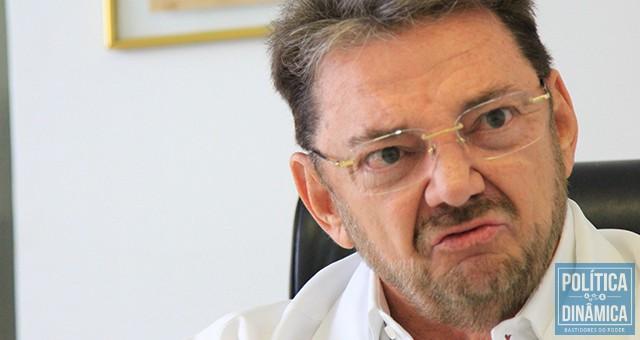 Segundo Wilson, escolher o nome agora permite focar no trabalho de fazer chegar a todos os cantos do Piauí a informação de uma oposição organizada e viável (foto: Jailson Soares | politicaDinamica.com)