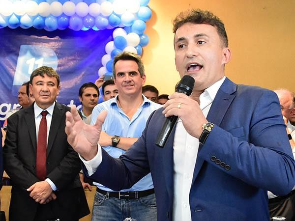 bf0ded660e VALDECIR JUNIOR MUDA DE PARTIDO E QUER REELEIÇÃO DE CIRO - X da questão -  Política Dinâmica