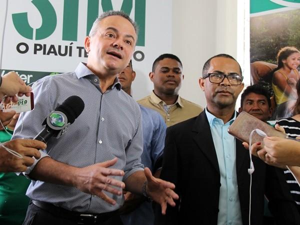 39786158995d VALTER ALENCAR ANUNCIA CANDIDATO A VICE - Gustavo Almeida - Política  Dinâmica