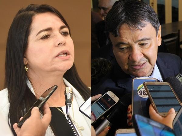 68e415e4c0545e DEPUTADA ELEITA QUER A PRISÃO DO GOVERNADOR - Gustavo Almeida - Política  Dinâmica