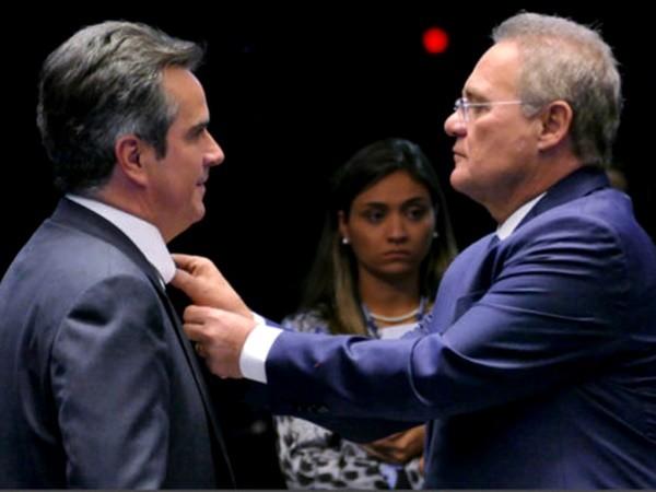 CIRO MANDA LÍDER NEGAR APOIO A RENAN - Gustavo Almeida - Política Dinâmica