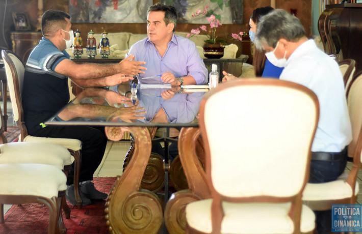 Ciro Nogueira com PSDB