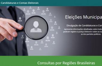 Eleitor já pode consultar candidatos que concorrerão às eleições no Piauí