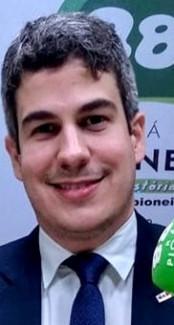 Em assembleia, AJUSPI aclama advogado Felipe Lira como seu novo presidente